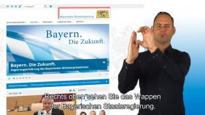 bayerische Staatsregierung_screenshot